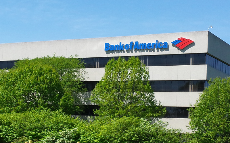 bank of america electric project